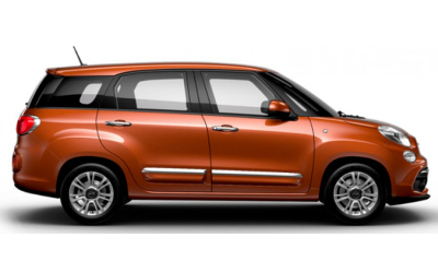 Rent a Car Formentor - BIG FAMILIES (Fiat 500 L or similar / 7 Seater)