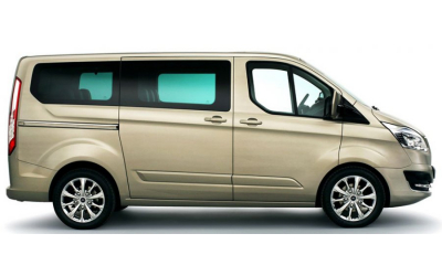 Rent a Car Formentor - MINIBUS (Ford Custom or similar / 9 Seater)