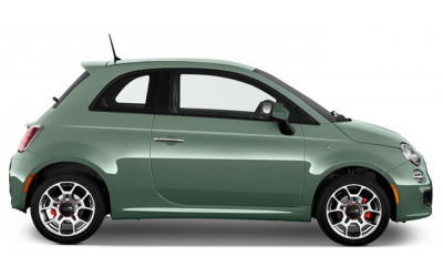 Rent a Car Formentor - EASY PARKING (Fiat 500 or similar)