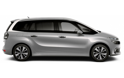 Rent a Car Formentor - BIG FAMILIES (Citroën C4 SpaceTourer or similar / 7 Seater)